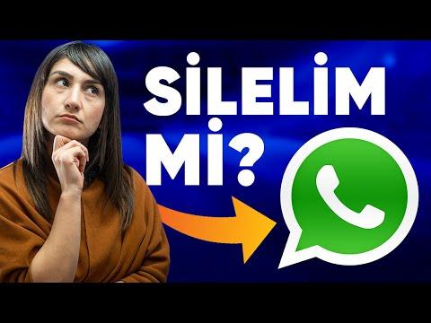 BU BELGESELLER KAFANIZI AÇACAK | WhatsApp Sözleşmesi
