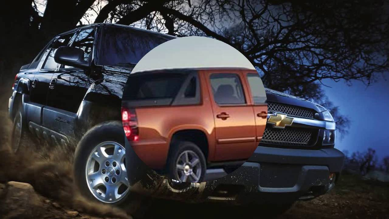 2016 Chevy Avalanche New Car Essentials Youtube