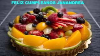 JanAndrea   Cakes Pasteles