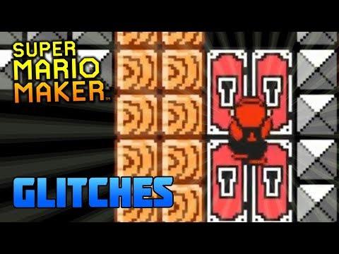 Super Mario Maker: Glitch Party | MineZoneGermany