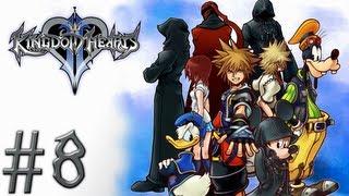 Kingdom Hearts 2 Walkthrough - Part 8 - The Land of Dragons