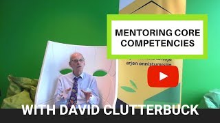 MENTORS CORE COMPETENCIES | DAVID CLUTTERBUCK