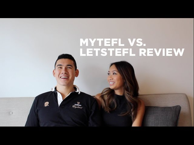 myTEFL vs. Let's TEFL Review (Are they legit?)