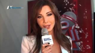 Nancy Ajram's Wishes New Year 2013