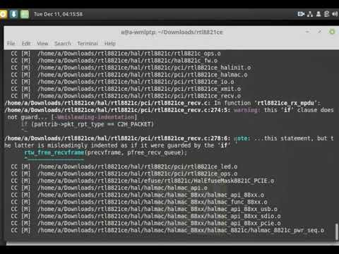 Can't get wifi card working (kali 2018 4) | Linux org