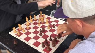 Trash Talking Chess Newbie Gets DESTROYED in 69 Seconds!