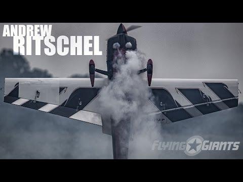 Andrew Ritschel - Doylestown Barnstormers Spring Fling 3D Meltdown - FlyingGiants Video Coverage