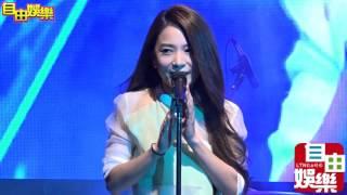 [自由影音超動聽Live] 田馥甄 Hebe 現場演唱-不醉不會