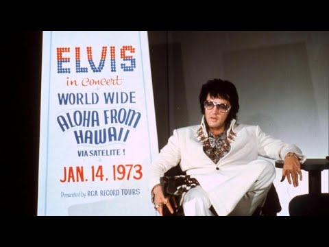 Almanac: Elvis, live from Hawaii