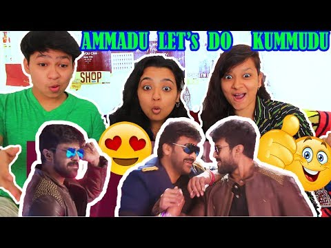 Ammadu Let's Do Kummudu | Chiranjeevi | Kajal Aggarwal | ASKD Reaction