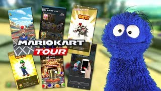 Early Mario Kart Tour Details Are...Worrisome.
