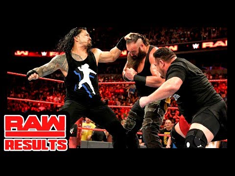 SUMMERSLAM 2017 MAIN EVENT SET! WWE Raw Review & Results (Going in Raw Podcast Ep. 262)