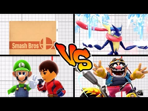 Super Smash Bros. Ultimate - Who has the Strongest Taunt? thumbnail