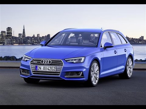 Audi A4 Avant 2015 Car Review