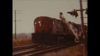 ALCO's CP & CN RARE SHOTS: FILMED 1970's :