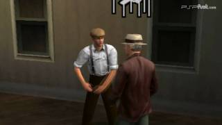 The Godfather Mob Wars -PSP- #01 The Enforcer