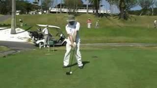 golf swing.