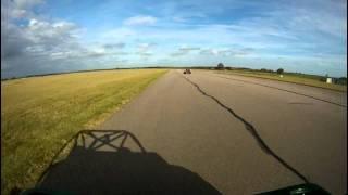 raf cottesmore trackday westfield pinto caterham r400