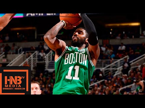 Boston Celtics vs Phoenix Suns Full Game Highlights | 11.08.2018, NBA Season