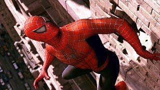 Spider-Man vs Doctor Octopus - Saves Aunt May - Fight Scene - Spider-Man 2 (2004) Movie Clip HD
