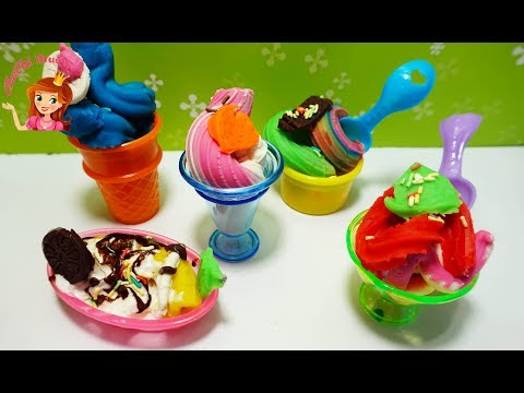 Mainan Terbaru Mainan Masak Masakan Kompor Membuat Es Krim Mainan Anak Cooking Ice Cream Youtube
