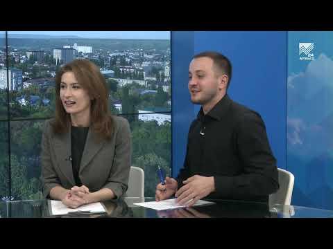 Доброе утро. В гостях Ирина и Дамир Крымшамхаловы (24.04.2019)