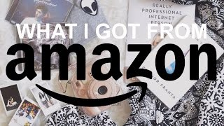 WHAT I GOT FROM AMAZON | SUMMER HAUL 2016