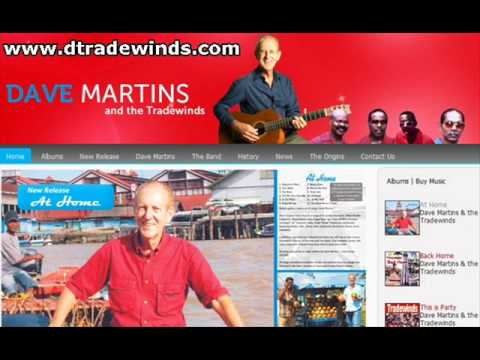 WEST INDIAN SUITCASE - DAVE MARTINS & THE TRADEWINDS