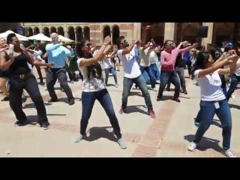 DanceWithBeloved - Wobble at UCLA Staff Picnic 2017, August 10