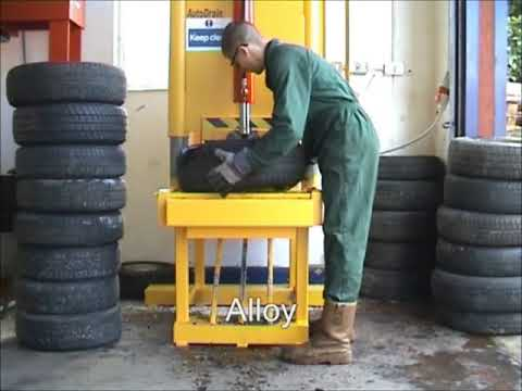 Autodrain Wheelpopper