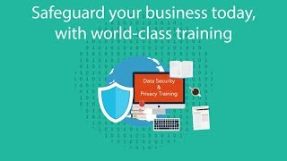 Data Security and Privacy Training to Secure your Organization