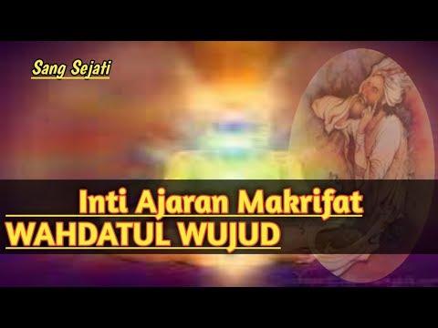 Rahasia Syariat tarikat hakikat dan makrifat #Sangsejati