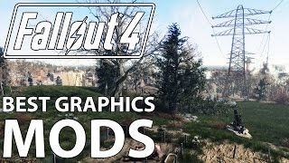 Fallout 4 Best 10 Graphics Mods Vanilla Comparison