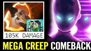 WTF Spectre Battle Fury!!? 105k DMG Mega Creeps Comeback World Record Epic Dota 2 PRo Gameplay