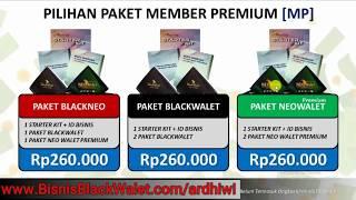Marketing Plan A Blackwalet New Generation