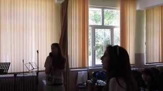 """Репетиция на ИИД """"Да разкажа моята история"""", 10.06.13г"""
