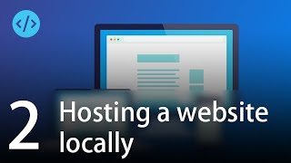 [Website] #2 - Locally hosting an index.html file Part 1/2