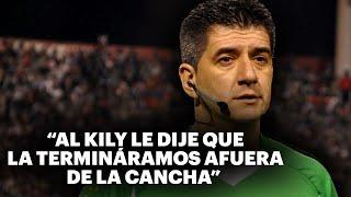 El árbitro que INVITÓ A PELEAR a KILY GONZÁLEZ, le pidió a RIQUELME que la clave al ÁNGULO y más🔥😱