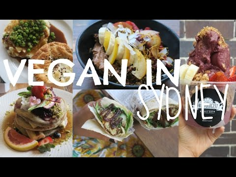 WHERE TO EAT VEGAN IN SYDNEY