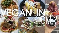 WHERE TO EAT VEGAN IN SYDNEY