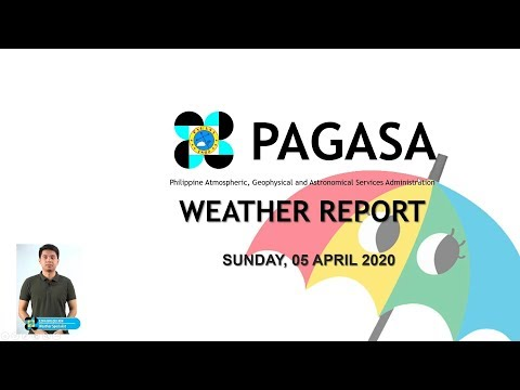 Public Weather Forecast