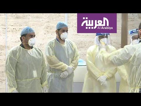 شاهد استعدادات السعودية للوقاية من فايروس كورونا الجديد القادم من الصين  - نشر قبل 2 ساعة