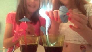 Making a drink xxxx