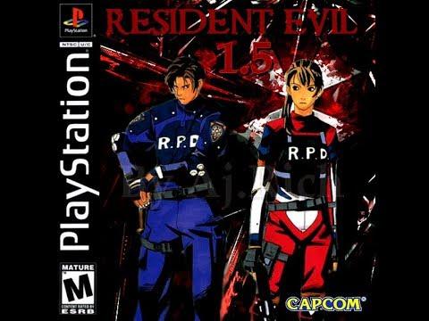 Resident Evil 1.5 - ELZA  WALKER  y LEON KENNEDY -  En Español