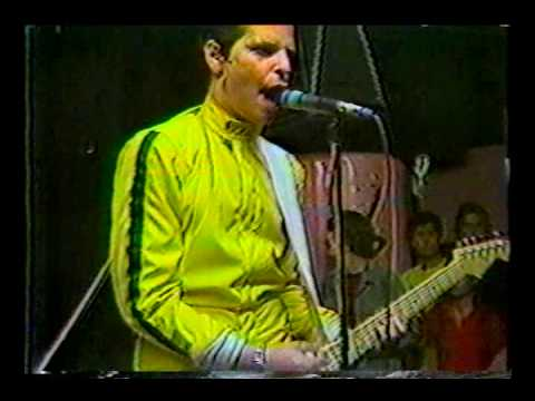 CRIME Space Face Live @ Savoy Tivoli, San Francisco, CA 5/4/1980 Target Video