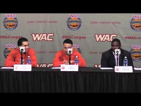 2015 WAC Basketball Tournament: Men