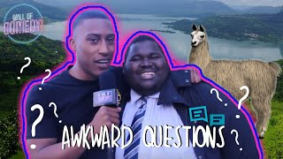 Asking Awkward Questions | In Manchester With Yung Filly | S:1 E:5