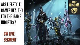 For this topic, i discussed the growing popularity of lifestyle games, or those aimed to be played almost exclusively, and whether not they are doing more...