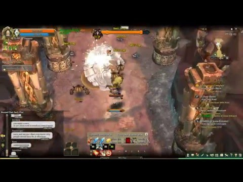 TOS - Quarrel Shooter C3 lv 90 defeat Bearkaras