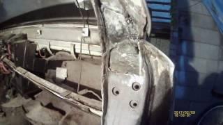 видео Замена передних стоек lada 2103 (ваз 2103)